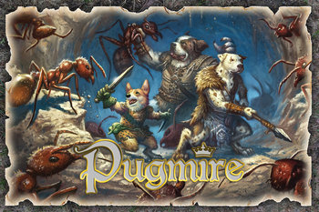 Image result for pugmire