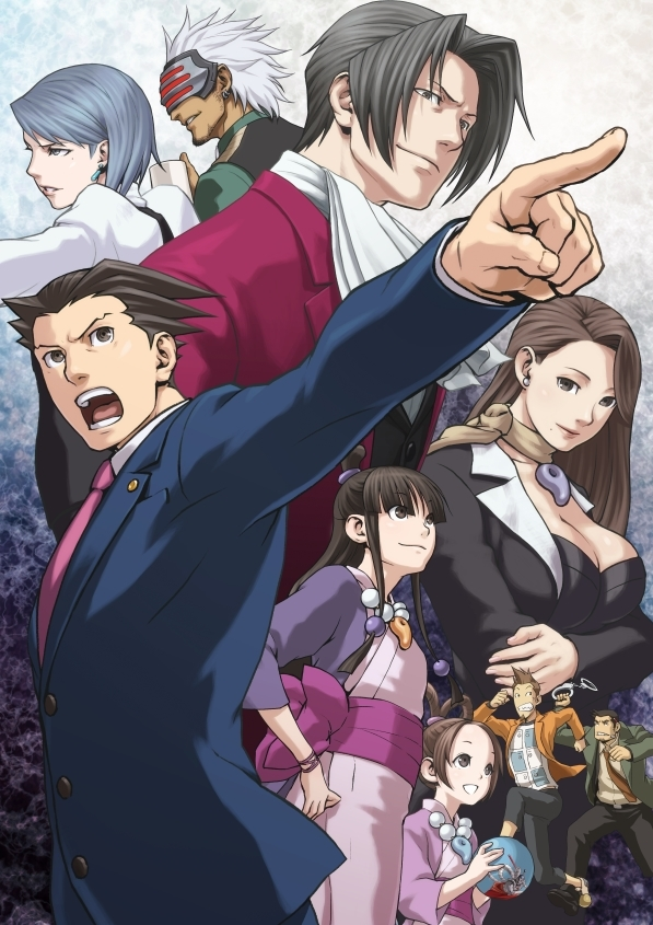 Phoenix Wright: Ace Attorney (Visual Novel) - TV Tropes
