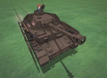 Girls Und Panzer Oarai Academy Anglerfish Team / Characters