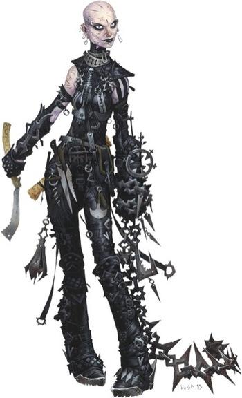 pathfinder mortals characters tv tropes