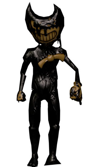 bendy and the ink machine character