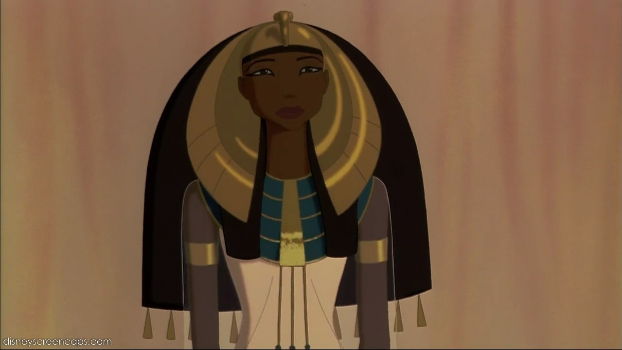 prince of egypt moses and ramses relationship