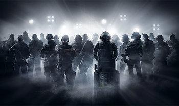 Rainbow Six Siege Operators - Base Game / Characters - TV Tropes
