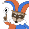 https://static.tvtropes.org/pmwiki/pub/images/raccoon_jester_by_bluethorn_5.png