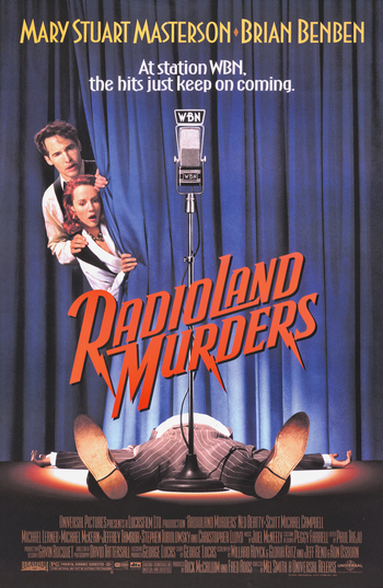 the radioland murders