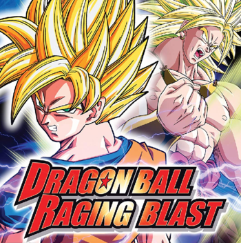 Dragon Ball Raging Blast Video Game Tv Tropes