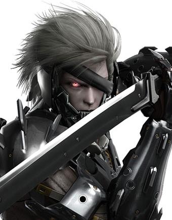 Raidens custom cyborg body   Metal Gear Wiki   FANDOM
