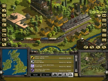 Railroad Tycoon (Video Game) - TV Tropes