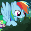 https://static.tvtropes.org/pmwiki/pub/images/rainbow_dash_looking_through_the_bushes_s7e16.png