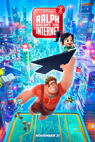 Ralph Breaks The Internet Western Animation Tv Tropes