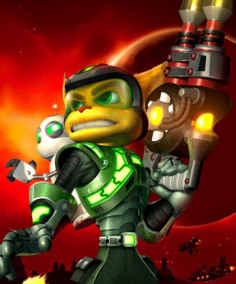 Ratchet & Clank: Up Your Arsenal (Video Game) - TV Tropes