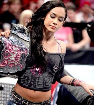 AJ Lee Wrestling TV Tropes