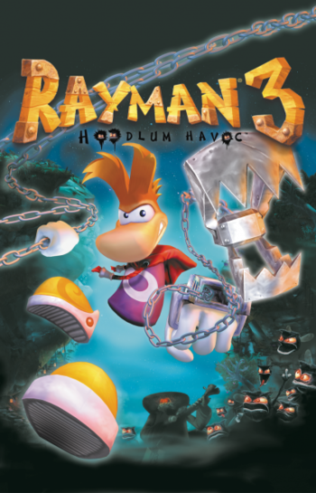 Rayman 3: Hoodlum Havoc (Video Game) - TV Tropes