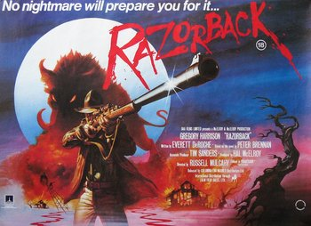 Razorback (Film) - TV Tropes