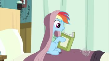 My Little Pony Friendship Is Magic S2 E16 Read It And Weep