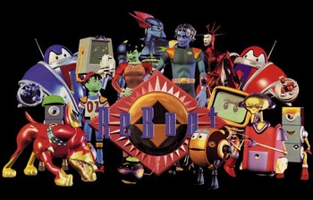 reboot western animation tv tropes