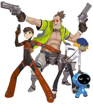 Red Ash (Video Game) - TV Tropes