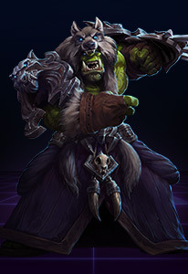 Heroes Of The Storm Warcraft Support Characters Tv Tropes