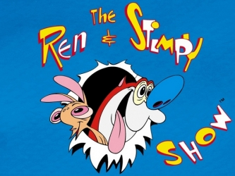 Ren And Stimpy Hair Of The Cat