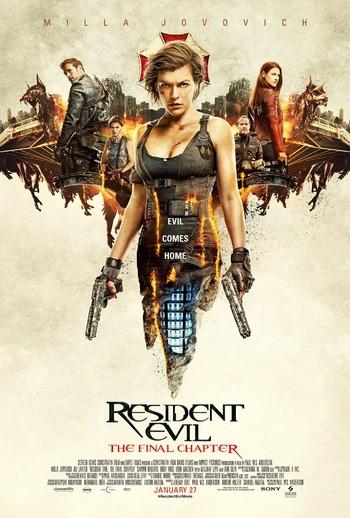 Resident Evil The Final Chapter Film Tv Tropes