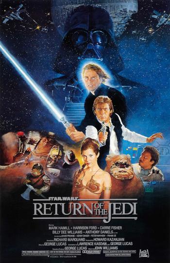 Return of the Jedi (Film) - TV Tropes