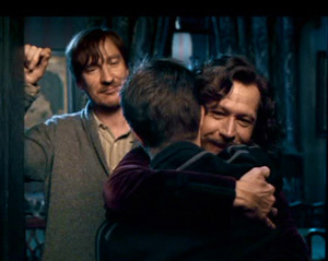 Harry Potter and the Order of the Phoenix / Heartwarming - TV Tropes