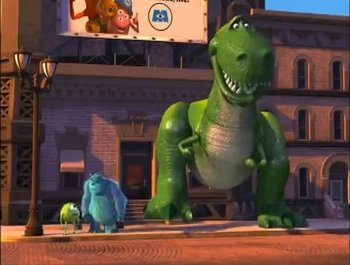 Monsters Inc Funny Tv Tropes