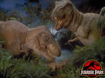Tyrannosaurus rex / It - TV Tropes