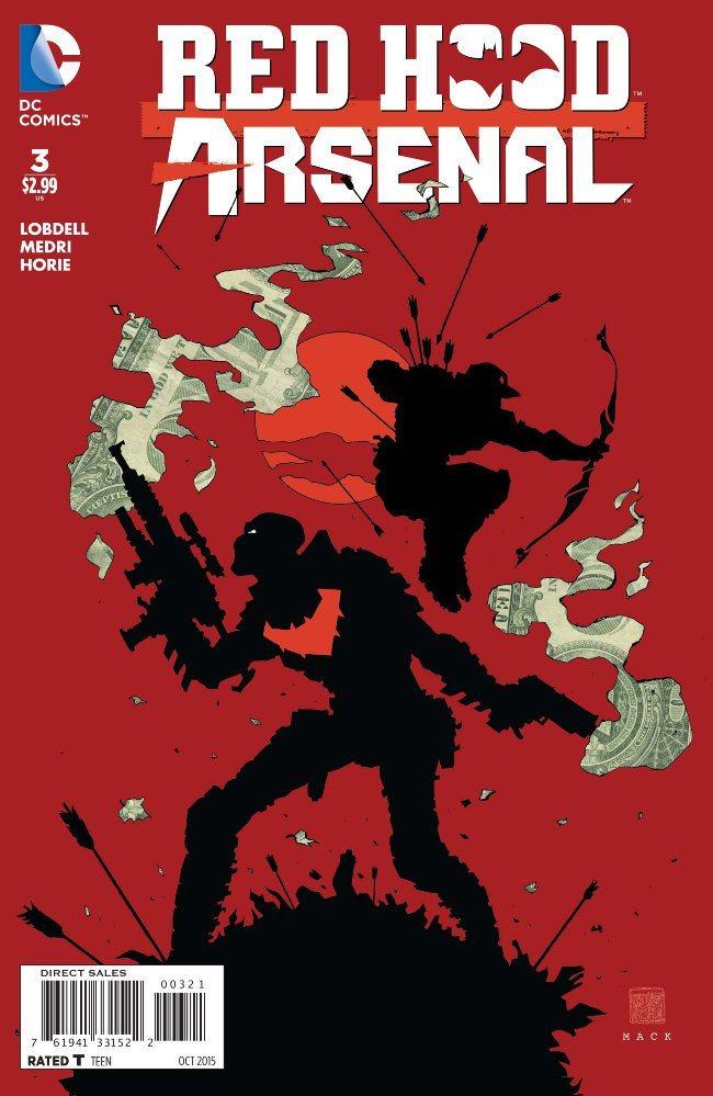 Red Hood Arsenal Comic Book Tv Tropes