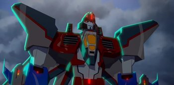 Transformers: Robots in Disguise / Characters - TV Tropes