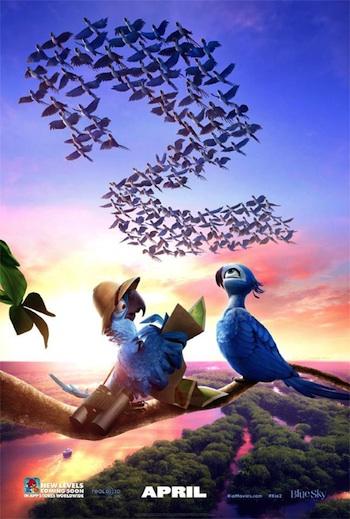 Rio 2 (Western Animation) - TV Tropes