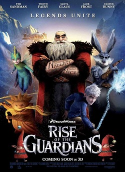 movie Rise guardians