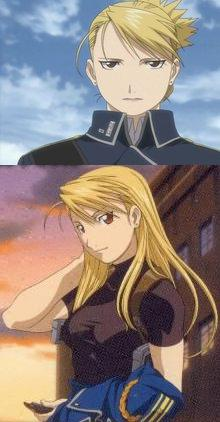 riza hawkeye and roy mustang office relationship