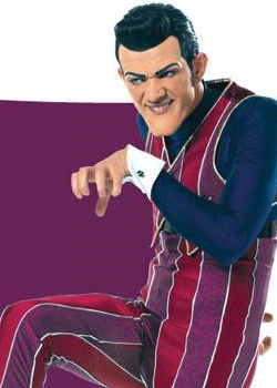 lazy town bad guy Gallery