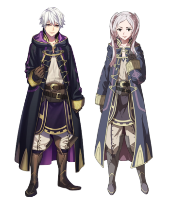 Fire Emblem Awakening The Lords / Characters - TV Tropes
