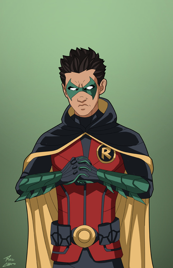 https://static.tvtropes.org/pmwiki/pub/images/robin_5_0__damian_wayne__commission_by_phil_cho.jpg