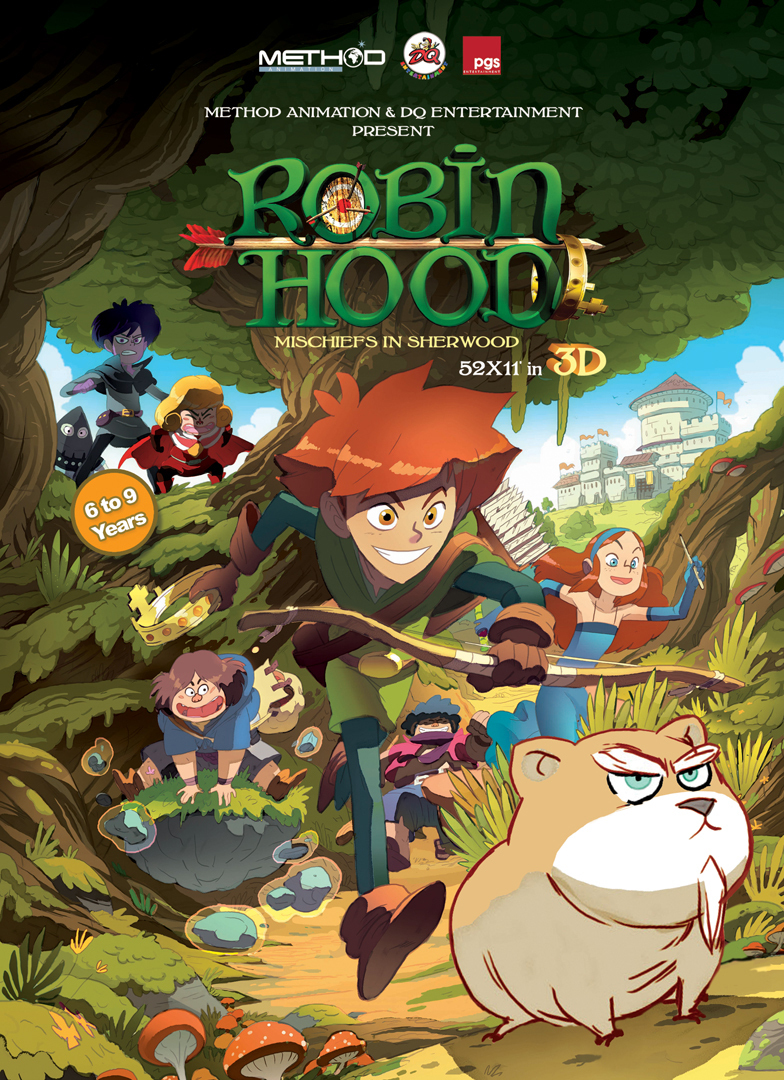 an analysis of the robin hoods traits Why did robin hood and accenture strategy decide to focus on  robin hood- funded organizations, we identified four key characteristics for.