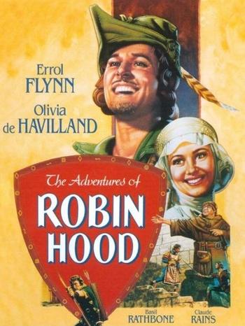 The Adventures Of Robin Hood Film Tv Tropes