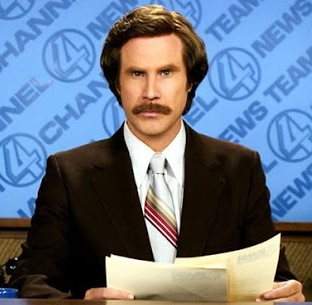 anchorman the legend of ron burgundy characters tv tropes