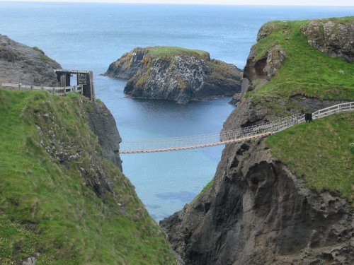 Rope Bridge - Television Tropes & Idioms