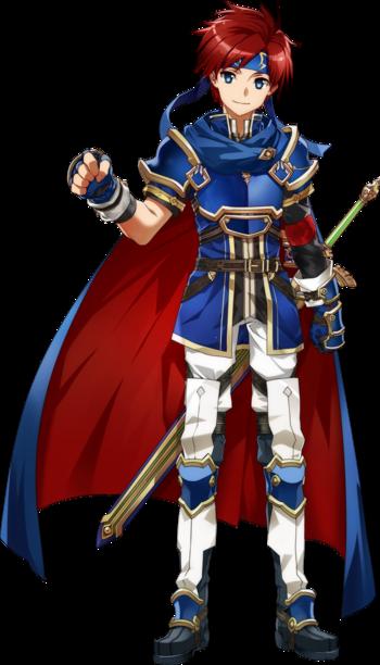Roy Build Fire Emblem Heroes