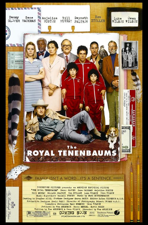 an analysis of the royal tenenbaums a film directed by wes anderson The royal tenenbaums, continues the tradition of films directed by wes anderson, preceded by bottle rockets and rushmore, as a film that discovers the humor in the.