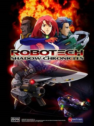 robotech the shadow chronicles western animation tv
