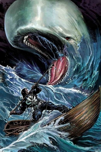 Moby dick human nature