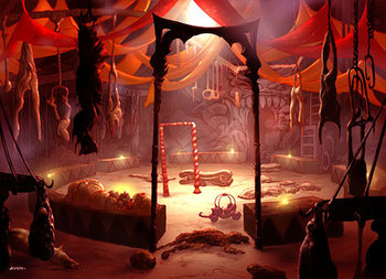 Circus of Fear - TV Tropes