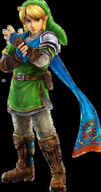 Hyrule warriors characters tv tropes - Link dans zelda ...