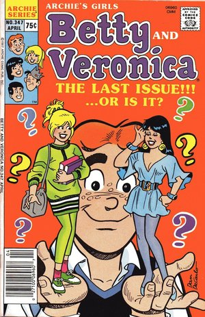 Betty and Veronica - TV Tropes