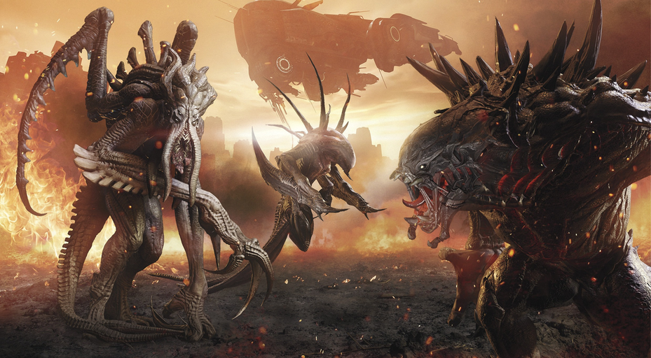 evolve characters tv tropes