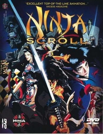 ninja scroll anime tv tropes