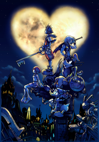 Kingdom Hearts I Video Game Tv Tropes